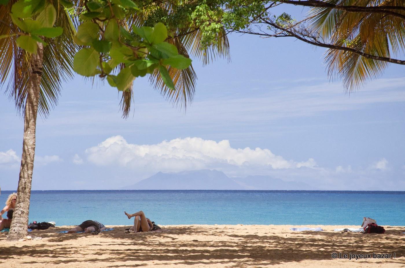Guadeloupe - plage de Grande Anse