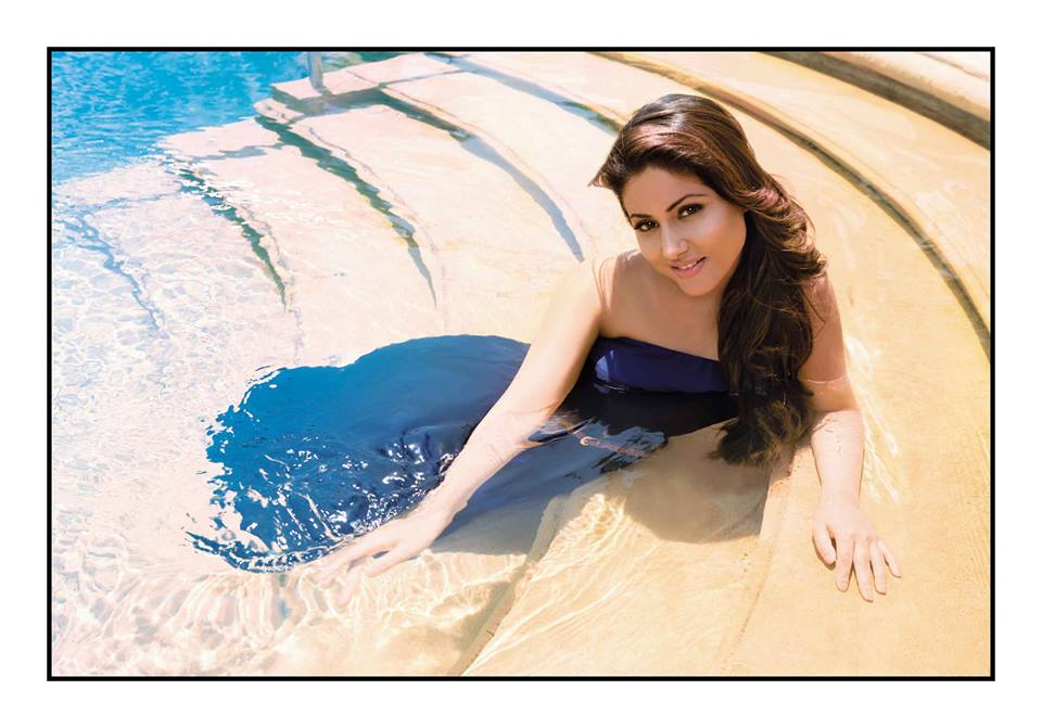 Hina Khan Akshara Unseen Images 2013