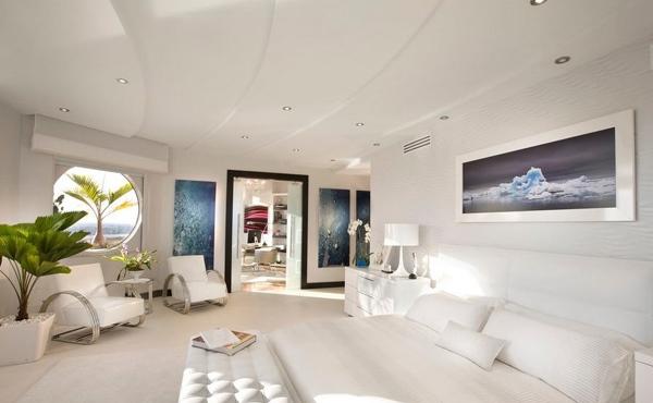 dekorasi kamar tidur penuh seni rumah idaman