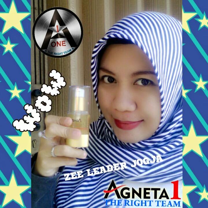 Testimonial Serum Agneta Gold