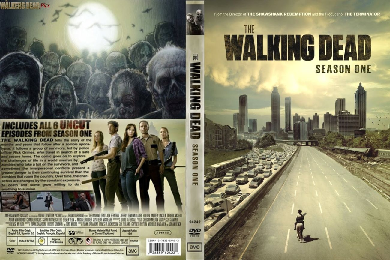 the walking dead comic 1 download pdf
