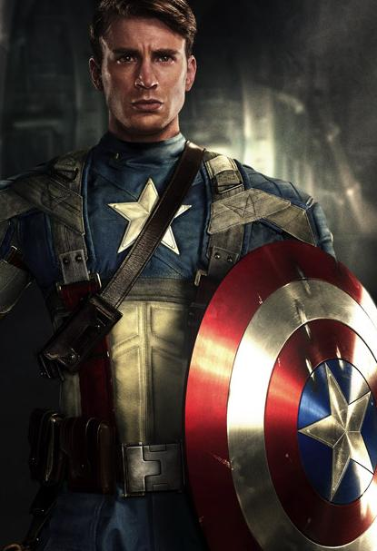 CAPITÃO AMÉRICA - O PRIMEIRO VINGADOR - TRAILER - CAPTAIN AMERICA - THE FIRST AVENGER
