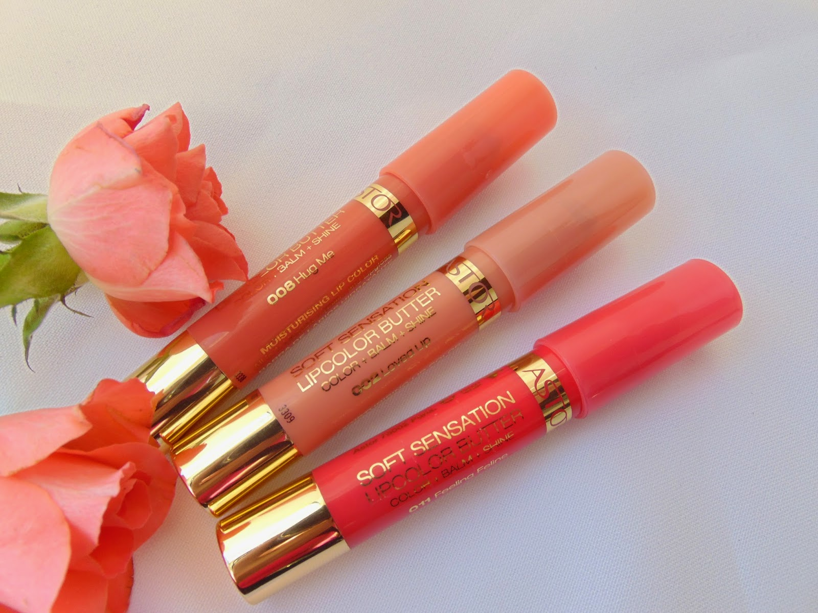 Astor Lip Butter - Hug me - Loved up - Feeling Feline - www.annitschkasblog.de