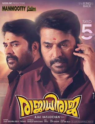 Rajadhi Raja (2014) DVDRip Malayalam Full Movie Watch Online Free