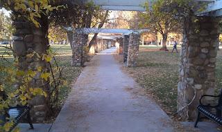 Tressels at Liberty Park