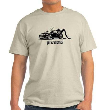 got crickets? koszulka, shirt, engine problems, problemy z silnikiem, humor, na luzie, motoryzacja