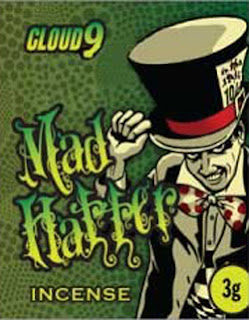 cloud 9 mad hatter incense review
