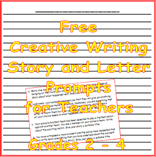 Creative Writing Prompts | Writing Forward