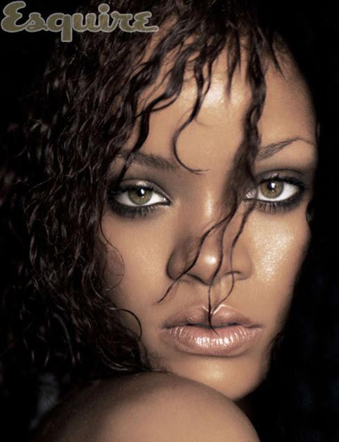 Rihanna – Esquire Magazine topless