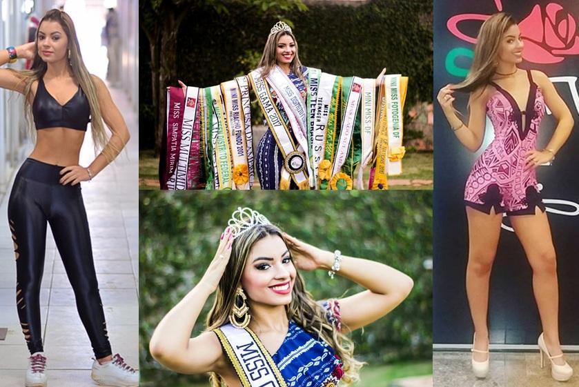 """Modelo que conquistou vários títulos de beleza tem mais um desafio: conquistar em Brasília """"O Miss"""