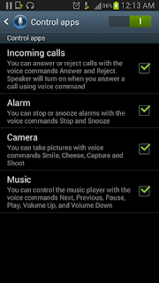 s voice control apps