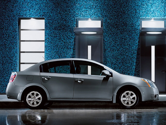 Nissan Sentra Front Wheel Drive 4 Door Sedan Is A Practical Car, Roomy And  Economical With The Trim That Is Available To Meet Oneu0027s Needs.