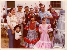 Romería de Valme año 1982 o 1983