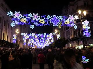 Sevilla - Iluminación Navidad 2013 - 08