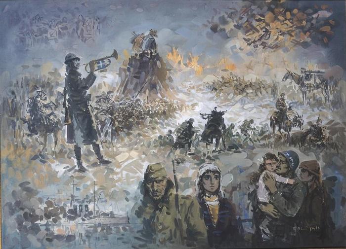 1940 - ΧΡΟΝΙΑ ΗΡΩΙΚΑ!
