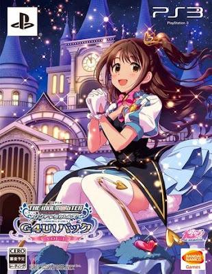 [PS3][TVアニメ アイドルマスター シンデレラガールズ G4U!パック VOL.1] (JPN) ISO Download