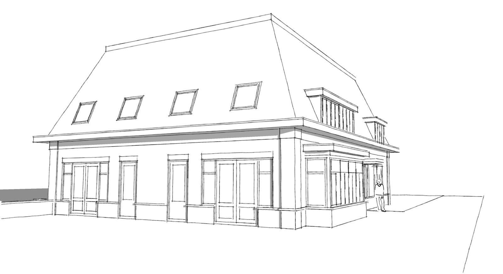 De bouw van ons nieuwe huis for Huis hypotheekvrij maken