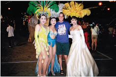 with ladyboys in Thailand