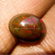 Batu Permata Black Opal Kalimaya - SP929
