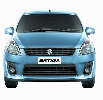 2012 Maruti Suzuki Ertiga India Review and Price