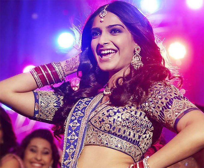 Latest collection of Sonam kapoor movies