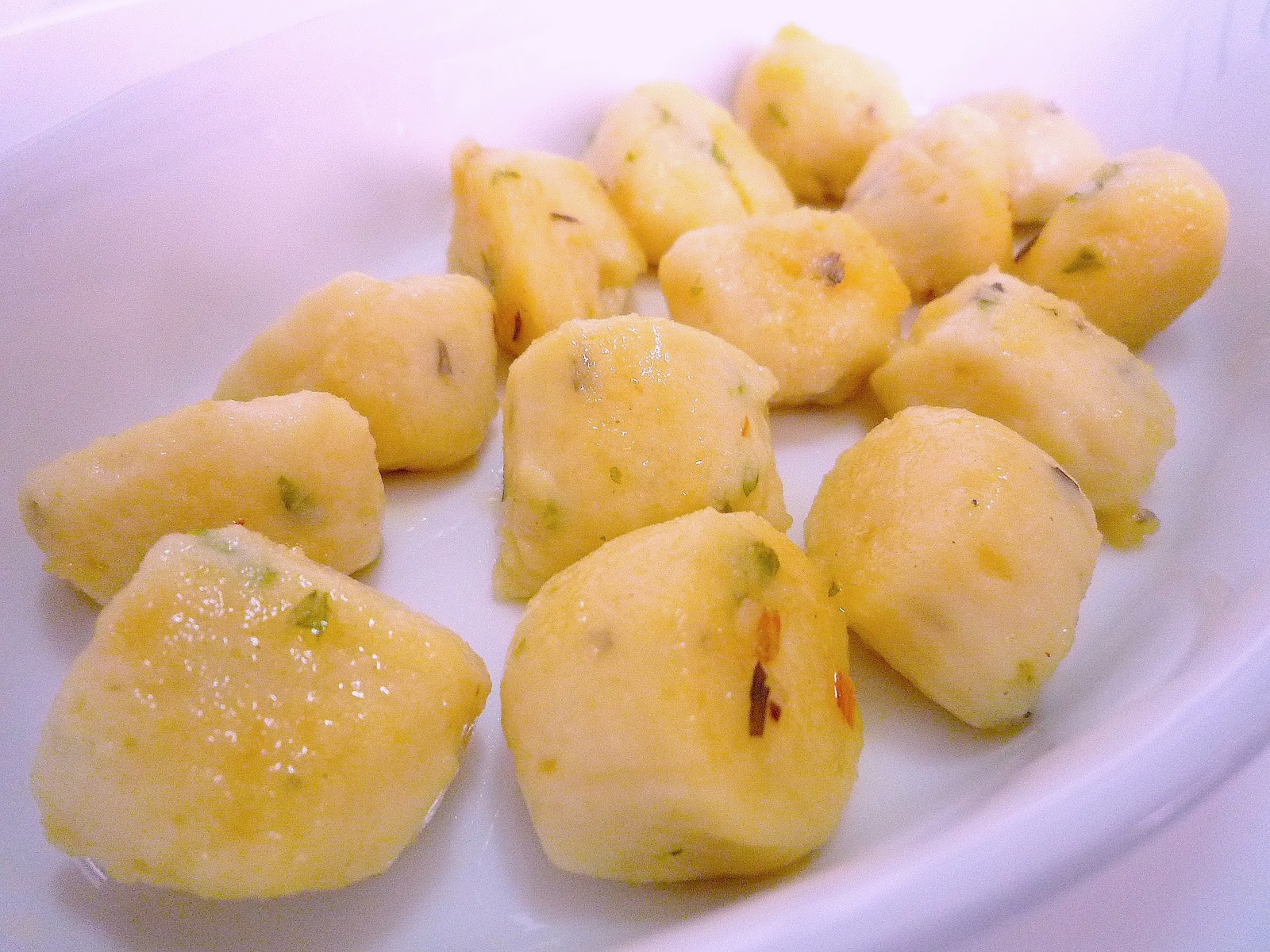 Food Wanderings in Asia: Parisienne Gnocchi