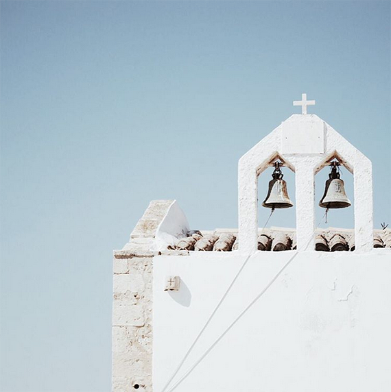 Church bells #crete by My Paradissi
