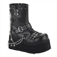 Platform Boots Demonia3