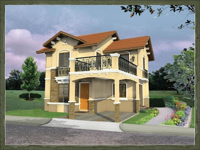 Spanish Dream Home Designs of Avanti Home Builders Philippines ...