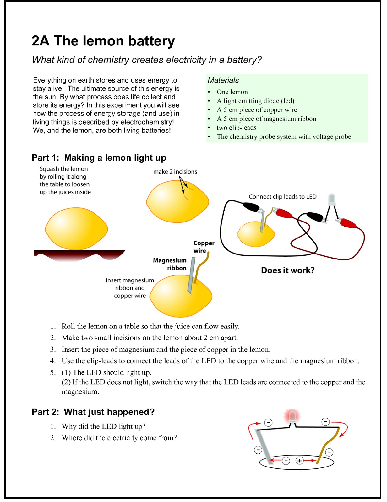 electrical and electronics engineering how to make lemon battery rh eee resetsg blogspot com Lemon Battery Chart How Does a Lemon Battery Work