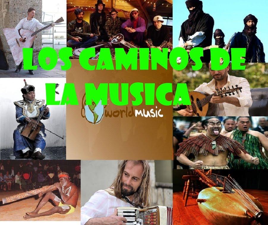 Los Caminos de la Musica