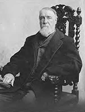 Henry Chadwick (1824-1908)
