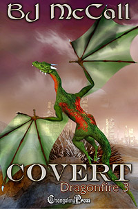 Covert by B.J. McCall