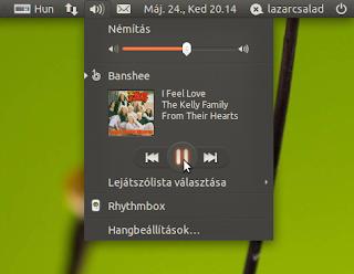 Banshee Ubuntu Linux 11.04