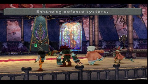 Final Fantasy IX, Desert Palace Boss
