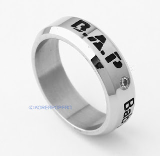 B.A.P BAP Best Absolute Perfect baby RING NEW FREE SHIPPING