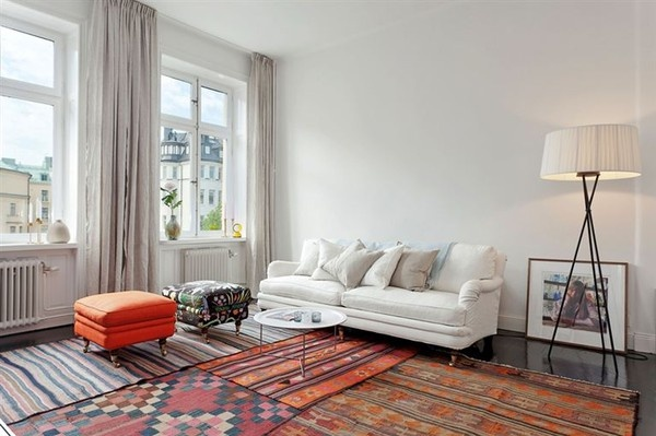 Retropolitan A Perfect Opportunity And Layered Rugs