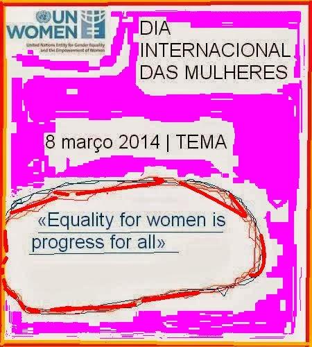 A Caminho do Dia Internacional das Mulheres | 8 MARÇO 2014 | Nações Unidas