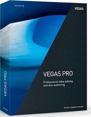 MAGIX Vegas Pro 15.0.0.216 poster box cover