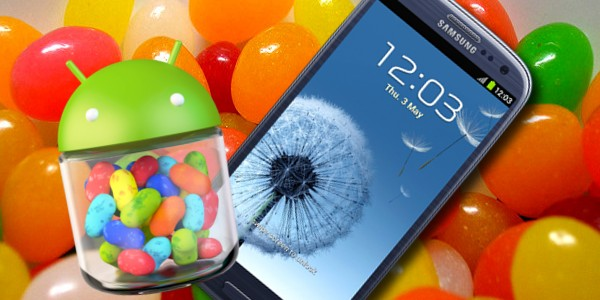 Android 4.1 and Galaxy S3