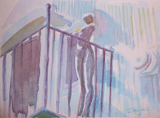 Mannequin on Deck