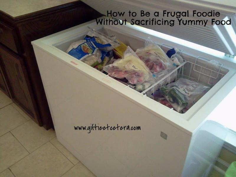 frugal, budget, food