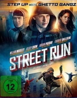 Street Run 2013 poster