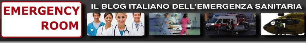 EmergencyRoom - Il Blog italiano dell Emergenza Sanitaria