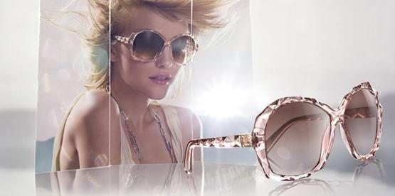 Gafas de sol primavera verano 2011 de Swarovski