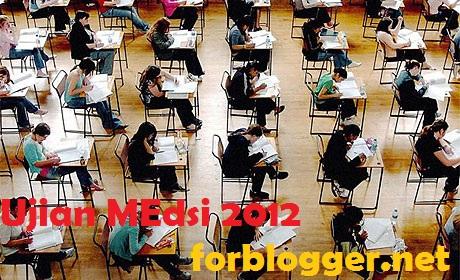 Ujian MEdsi 2012