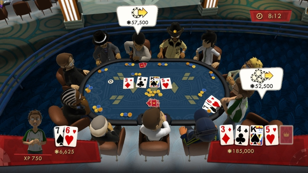 what is higher than a full house in poker