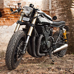 CB750 SOUND KISS BY TURBOCALAMAR