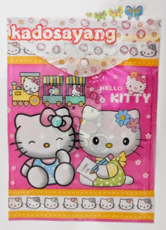 Map Plastik Hello Kitty