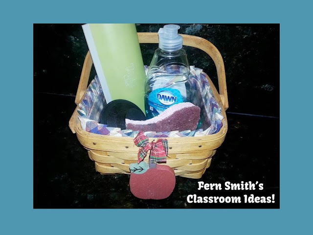 Fern Smith's Classroom Ideas - Random Thoughts Before the First Day of School!